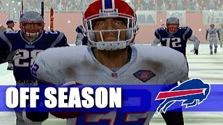 WE ARE STILL GOING STRONG -ESPN NFL 2K5 FRANCHISE  BILLS SEASON 4 OFF SEASON bills