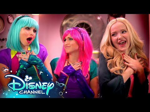 Linda and Heather Theme Song | Liv and Maddie | Disney Channel