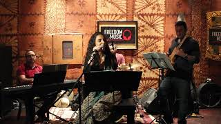 I Love You for Sentimental Reasons - Noha Fekry Cover (Live in Amman, Jordan)