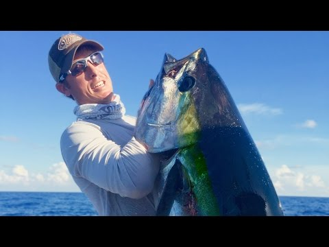 Giant Tuna and Swordfish - Saltwater Fishing Louisiana