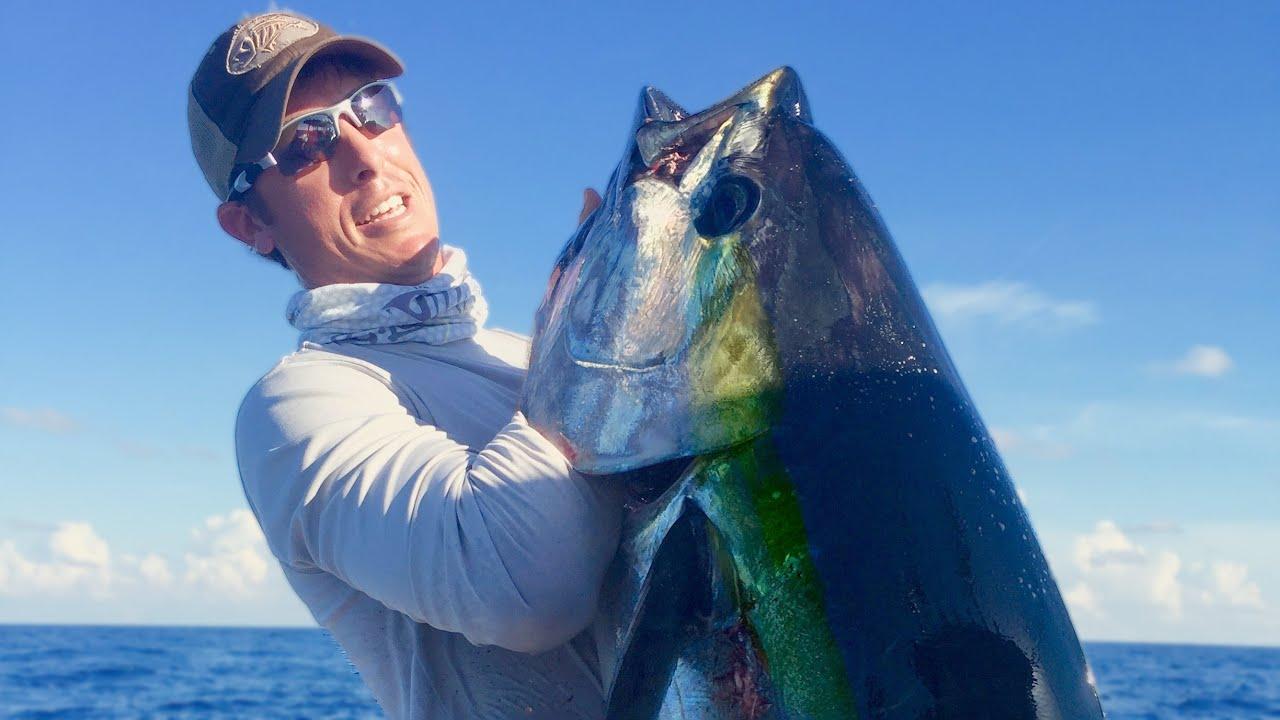 Giant tuna and swordfish saltwater fishing louisiana for Saltwater fishing video