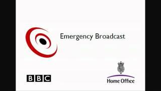 bbc Emergency Alert - Nuclear Attack