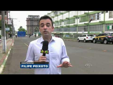 100 mil pessoas devem ir ao velório coletivo na Arena Condá