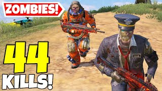 ZOMBIE BROTHERS VS LEGENDARY SQUADS IN CALL OF DUTY MOBILE BATTLE ROYALE!