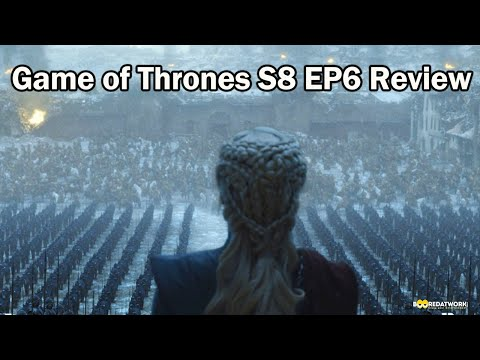 Game of Thrones Season 8 EP6: The Finale Review להורדה