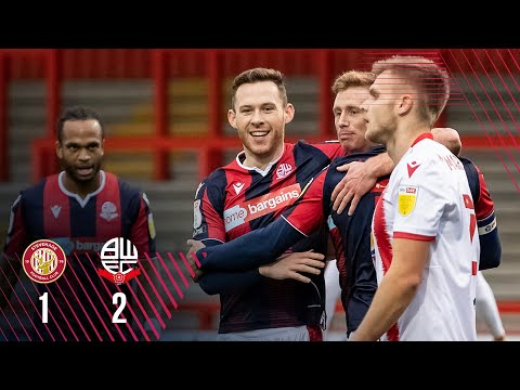Stevenage Bolton Goals And Highlights