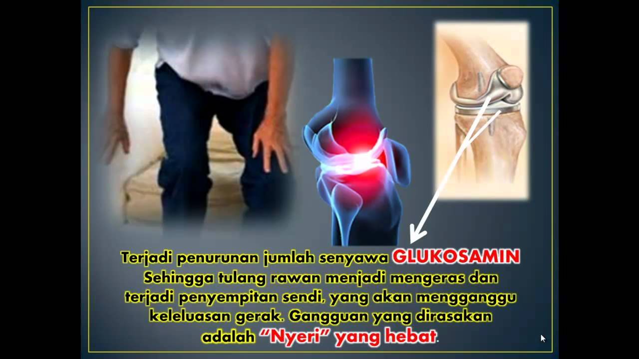 Nyeri lutut di usia muda