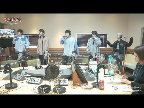 RADIO LIVE   Highlight - Plz Don't Be Sad, 하이라이트 - 얼굴 찌푸리지 말아요 @MBC FM4U 20170322