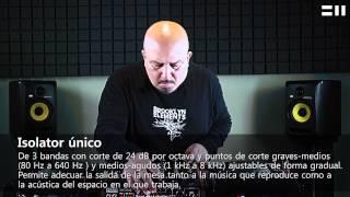Zentralmedia y Angel Moraes presentan Rane MP2015
