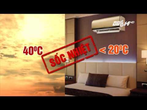 (VTC14)_Cách bật điều hòa tiết kiệm điện trong bối cảnh nắng nóng kéo dài