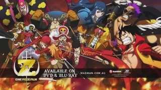 One Piece Film Z - trailer oficial Sub español