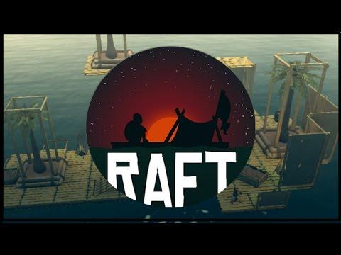 Let's Try Raft - (Castaway Survival Game)
