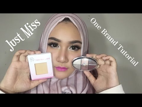 just-miss-one-brand-tutorial-|-romantic-glam-makeup-look-|-diendiana