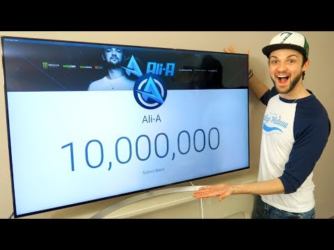 10 MILLION SUBSCRIBERS! (Ali-A Fortnite: Battle Royale STATS)