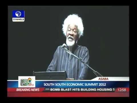 Wole Soyinka on enemies of nigeria Part 1
