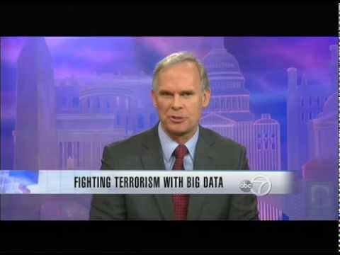 Morris Jones & Cedric Leighton - Fighting Terrorism & Big Data