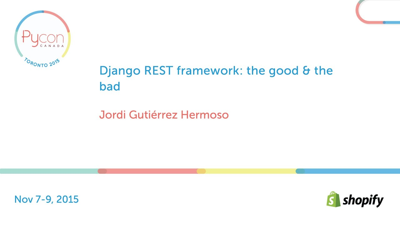 Image from Django REST framework: the good & the bad