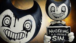 Handmade WANDERING BENDY ➤ BATIM: CHAPTER 3 ★ Polymer clay Tutorial ✔ Giovy Hobby