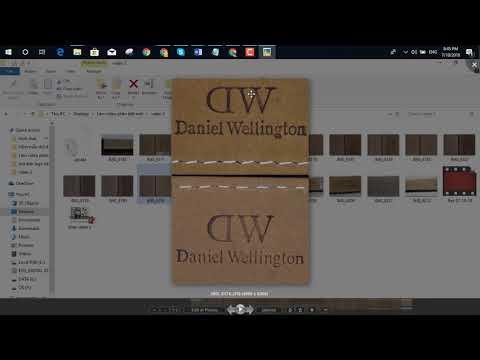 (Phần 3) Cách Phân Biệt đồng Hồ Daniel Wellington (DW) Thật Giả Mới Nhất