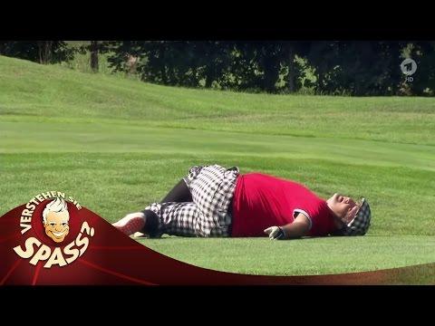 Marco Rima auf dem Golfplatz  | Verstehen Sie Spaß?
