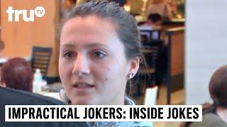 Impractical Jokers: Inside Jokes - Slurp Down a Wien | truTV