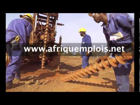 AFRIQUEMPLOIS.NET - Jobs in Africa