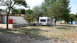 Camp site Imperial Vodice - Dalmatia, Croatia