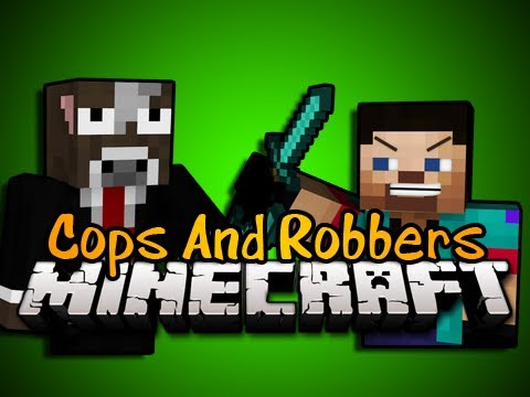 how to play cops and robbers minecraft