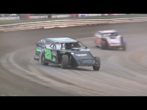 Open Wheel Modifieds - Volusia Speedway Park 4-2-16