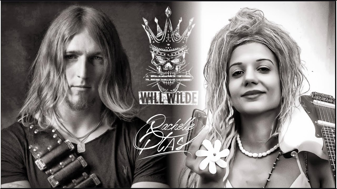 Will Wilde & Rachelle Plas - Blues Rock Harmonica Collaboration
