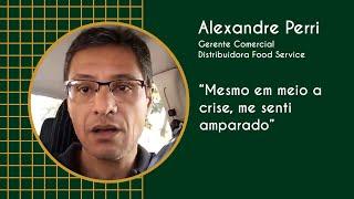 Alexandre Perri - Gerente Comercial