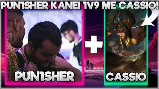 Baixar PUNISHER ΚΑΝΕΙ 1V9 ΜΕ CASSIOPEIA FT FORGIVEN!