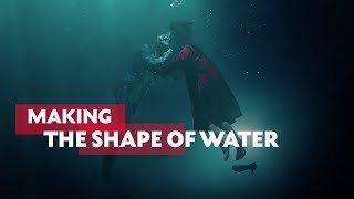 Making The Shape Of Water | Interviews With Guillermo Del Toro, Paul Austerberry & More