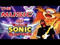 THE MUSIC of TEAM SONIC RACING