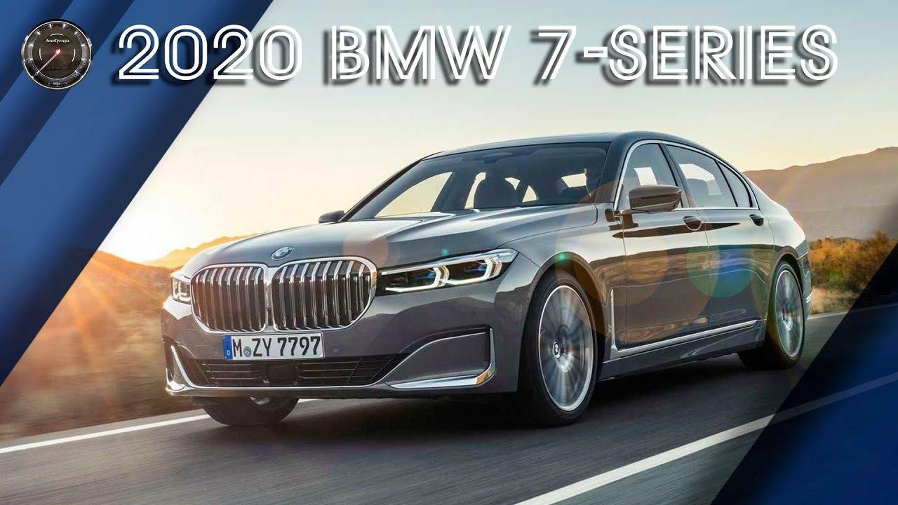 Новый БМВ 7 Серии 2020 | ОБЗОР 2020 BMW 7 Series (G11 ...