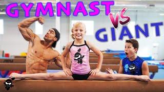 Download GIANT Bodybuilder Tries Gymnastics Mp3 and Videos