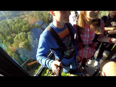 bungee jump Sigulda