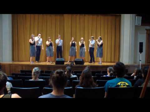 In Christ Alone - Geneva College's New Song