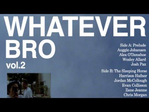 Whatever Bro Vol. 2 | TransWorld SKATEboarding
