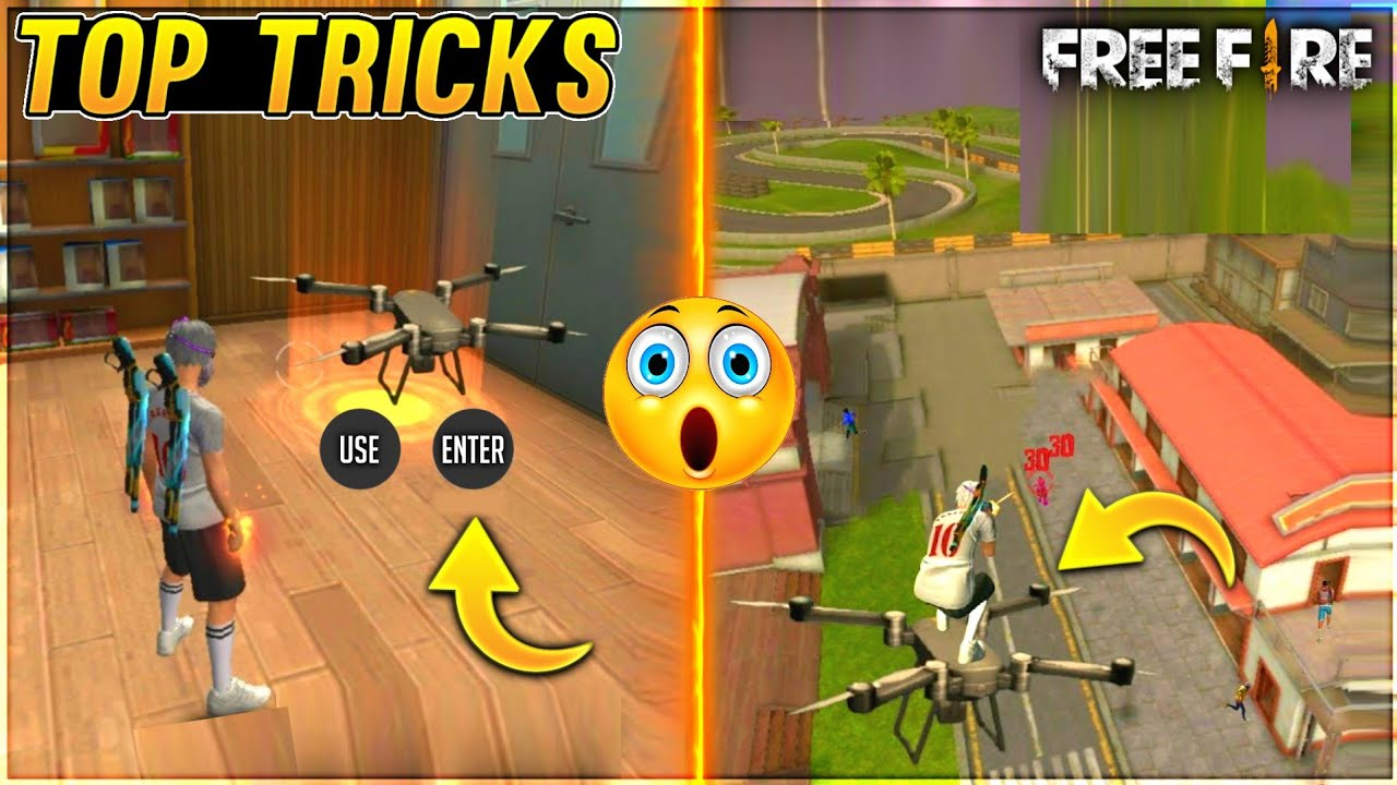 Top Tricks & Myths To Surprise Everyone In Free Fire - Garena Free Fire #18