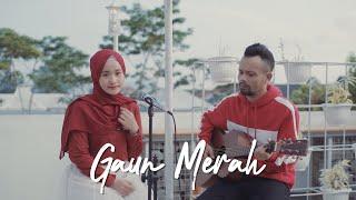 Gaun Merah - Ipank Yuniar ft. Ning Haniya ( Official Music Video )