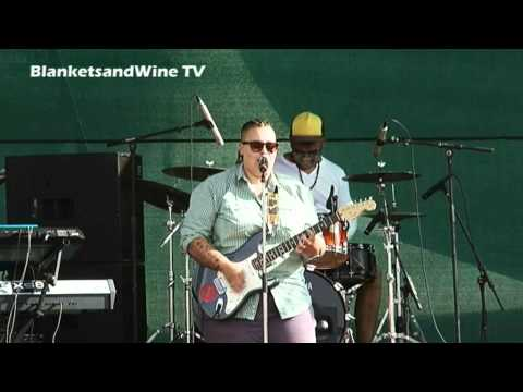 Claire Phillips Performs At Blankets And Wine