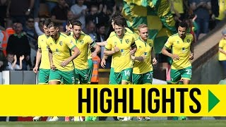 HIGHLIGHTS: Norwich City 7-1 Reading
