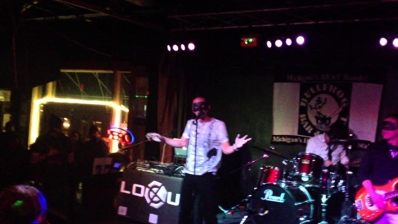 LOCUS @ the Bullfrog 2/28/14
