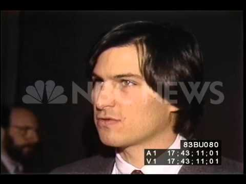 NBC's First  with Steve Jobs  www.NBCUniversalArchives.com