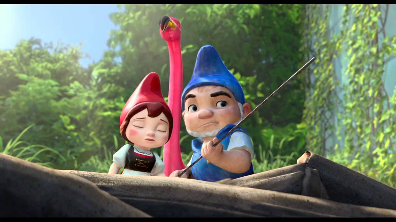 Gnome Animated Wallpaper Gnomeo Amp Juliet Quot Featherstone Quot Clip Youtube