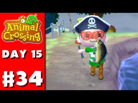 Animal Crossing: New Leaf - Part 34 - Carpe Diem (Nintendo 3DS Gameplay Walkthrough Day 15)