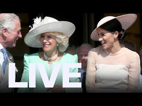 Duke And Duchess Of Sussex Step Out After Wedding | ET Canada LIVE