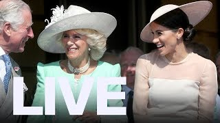 Baixar Duke And Duchess Of Sussex Step Out After Wedding | ET Canada LIVE