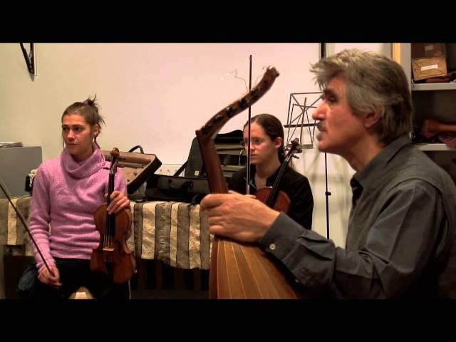 ENMV - Atelier d'improvisation modale dirigé par Marc Loopuyt